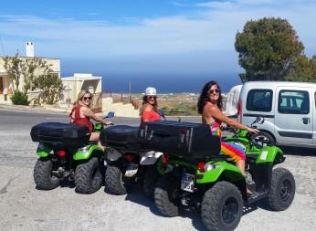 Renting ATVs