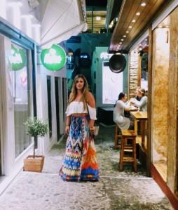 Streets of Santorini