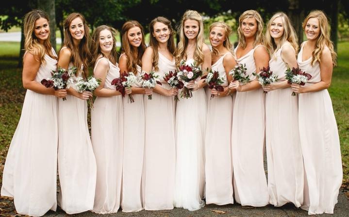 always a bridesmaid never a bride