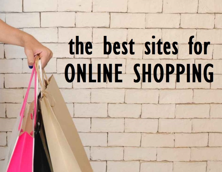 best sites for online shopping