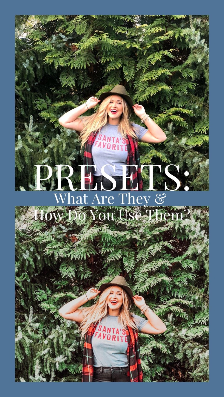 what are presets